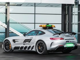 Ver foto 2 de Mercedes-AMG GT-R F1 Safety Car 2018