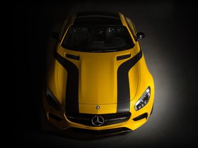 Fotos de Mercedes AMG GT S Concept Cigarette Racing 2015