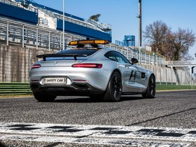 Ver foto 8 de Mercedes AMG GT S F1 Safety Car 2015