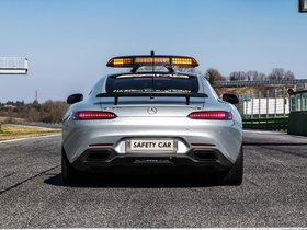 Ver foto 7 de Mercedes AMG GT S F1 Safety Car 2015
