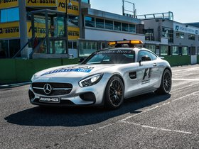 Ver foto 6 de Mercedes AMG GT S F1 Safety Car 2015