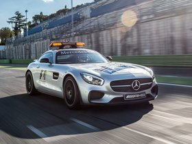 Ver foto 4 de Mercedes AMG GT S F1 Safety Car 2015