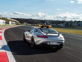 Ver foto 3 de Mercedes AMG GT S F1 Safety Car 2015