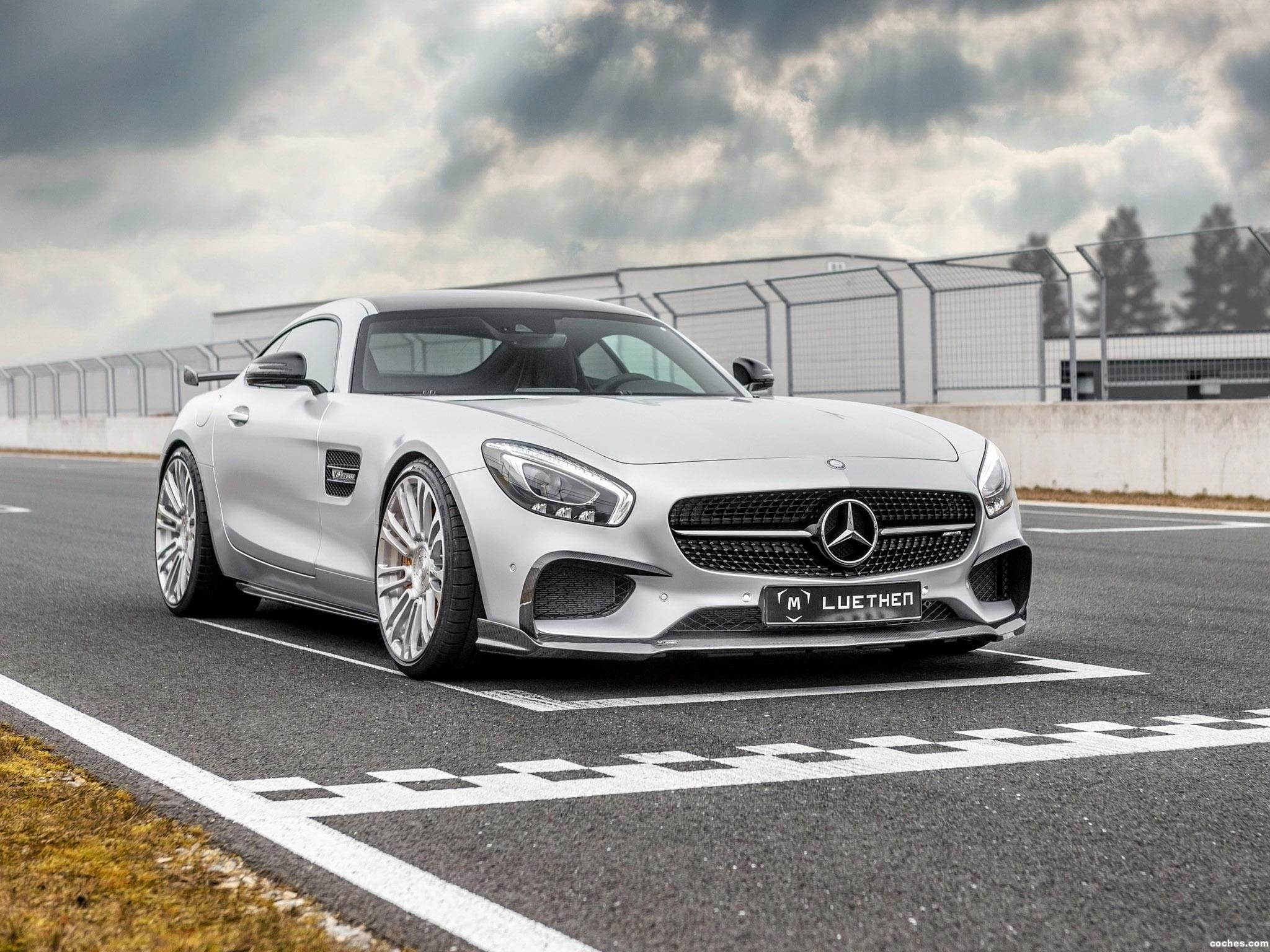 Foto 0 de Mercedes-AMG GT-S Luethen Motorsport 2016