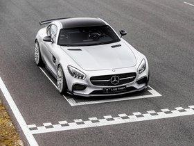 Ver foto 2 de Mercedes-AMG GT-S Luethen Motorsport 2016