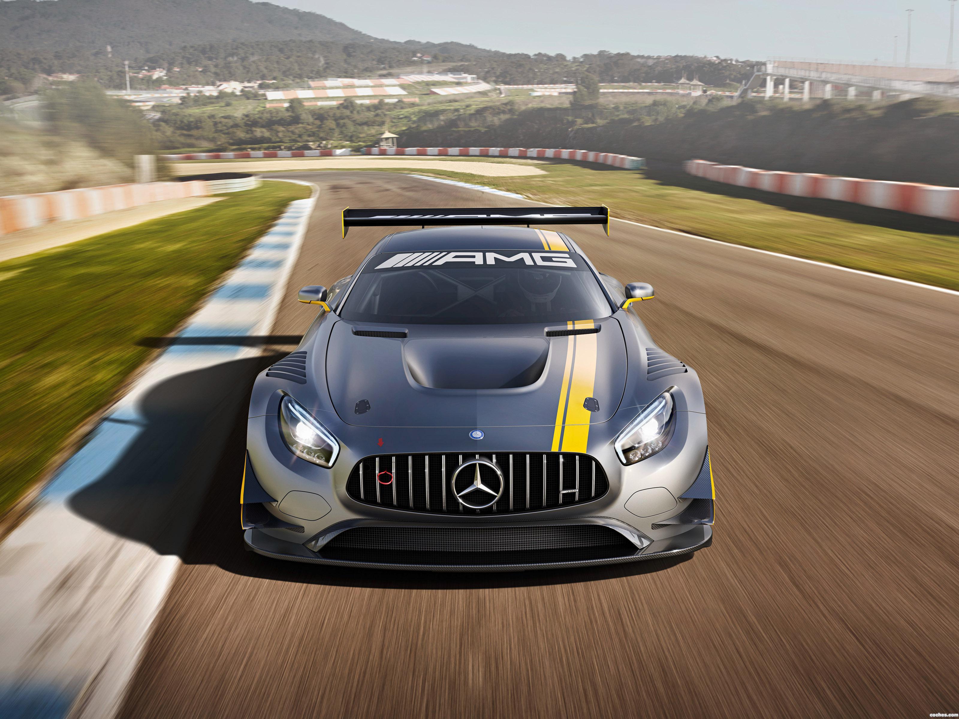Foto 0 de Mercedes AMG GT3 2015