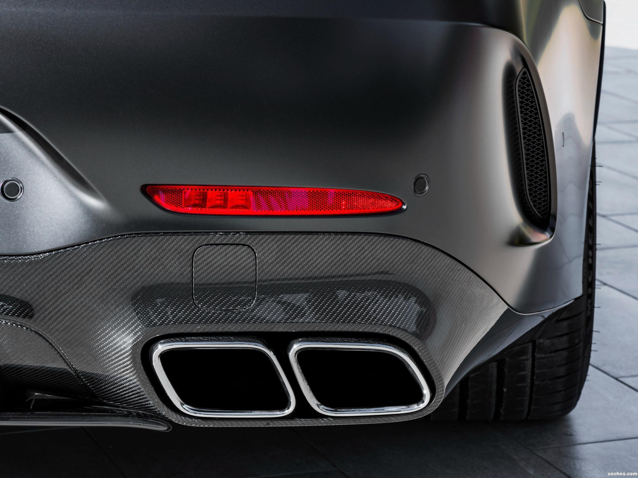 Foto 25 de Mercedes AMG GT 63 S 4MATIC 4 puertas Coupe 2018