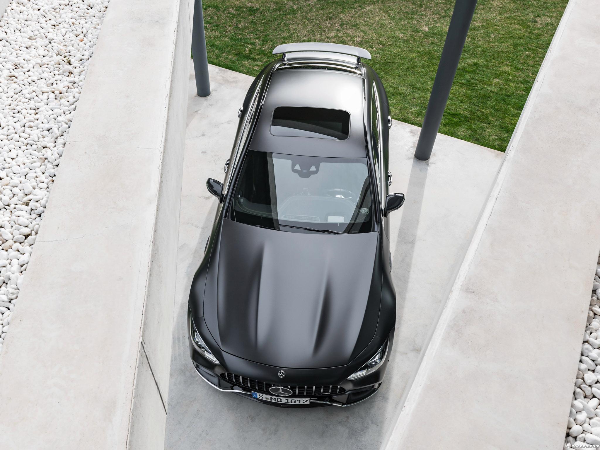 Foto 19 de Mercedes AMG GT 63 S 4MATIC 4 puertas Coupe 2018