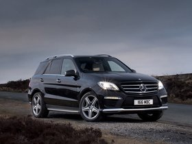 Ver foto 15 de Mercedes Clase M ML63 AMG W166 UK 2012