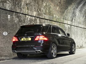 Ver foto 14 de Mercedes Clase M ML63 AMG W166 UK 2012