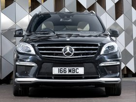 Ver foto 13 de Mercedes Clase M ML63 AMG W166 UK 2012