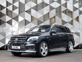 Ver foto 12 de Mercedes Clase M ML63 AMG W166 UK 2012