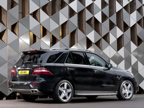 Ver foto 11 de Mercedes Clase M ML63 AMG W166 UK 2012