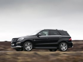 Ver foto 10 de Mercedes Clase M ML63 AMG W166 UK 2012