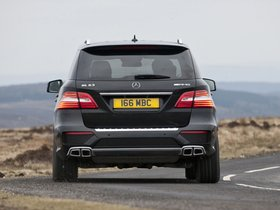 Ver foto 7 de Mercedes Clase M ML63 AMG W166 UK 2012