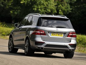 Ver foto 6 de Mercedes Clase M ML63 AMG W166 UK 2012