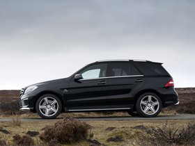Ver foto 5 de Mercedes Clase M ML63 AMG W166 UK 2012