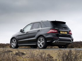 Ver foto 4 de Mercedes Clase M ML63 AMG W166 UK 2012