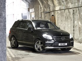 Ver foto 2 de Mercedes Clase M ML63 AMG W166 UK 2012