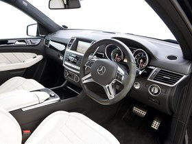 Ver foto 22 de Mercedes Clase M ML63 AMG W166 UK 2012