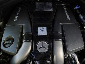 Ver foto 16 de Mercedes Clase M ML63 AMG W166 UK 2012