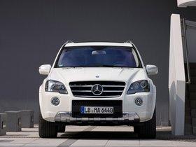 Ver foto 2 de Mercedes Clase M ML63 AMG 2011