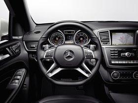 Ver foto 18 de Mercedes Clase M ML63 AMG W166 2012