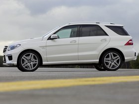 Ver foto 8 de Mercedes Clase M ML63 AMG W166 2012