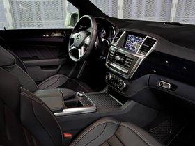 Ver foto 17 de Mercedes Clase M ML63 AMG W166 2012