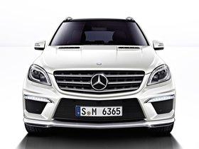 Ver foto 14 de Mercedes Clase M ML63 AMG W166 2012