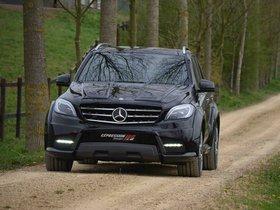 Ver foto 10 de Mercedes Clase M ML63 Wide Body R by Expression Motorsport 2014