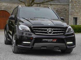 Ver foto 9 de Mercedes Clase M ML63 Wide Body R by Expression Motorsport 2014