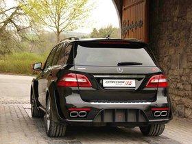 Ver foto 3 de Mercedes Clase M ML63 Wide Body R by Expression Motorsport 2014