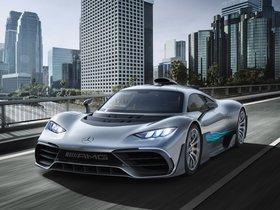 Ver foto 1 de Mercedes AMG Project One 2017