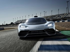 Ver foto 7 de Mercedes AMG Project One 2017