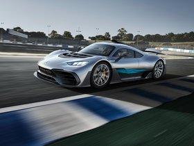 Ver foto 3 de Mercedes AMG Project One 2017