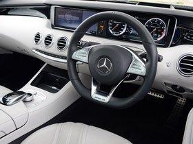 Ver foto 9 de Mercedes AMG S 65 Coupe C217 UK 2015