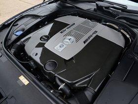 Ver foto 7 de Mercedes AMG S 65 Coupe C217 UK 2015
