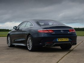 Ver foto 5 de Mercedes AMG S 65 Coupe C217 UK 2015