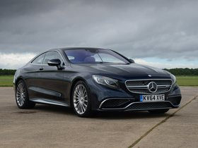 Ver foto 4 de Mercedes AMG S 65 Coupe C217 UK 2015