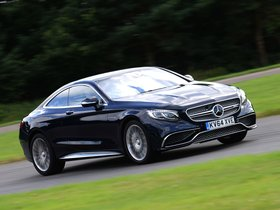 Ver foto 3 de Mercedes AMG S 65 Coupe C217 UK 2015