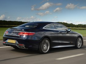 Ver foto 2 de Mercedes AMG S 65 Coupe C217 UK 2015