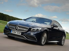 Ver foto 1 de Mercedes AMG S 65 Coupe C217 UK 2015
