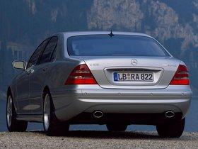 Ver foto 5 de Mercedes Clase S S55 AMG W220 1999