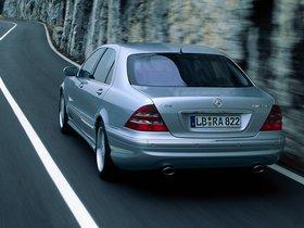 Ver foto 4 de Mercedes Clase S S55 AMG W220 1999