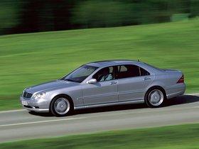 Ver foto 3 de Mercedes Clase S S55 AMG W220 1999