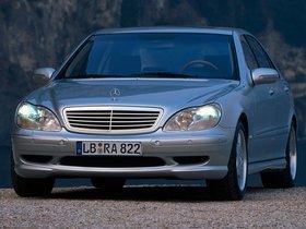 Ver foto 2 de Mercedes Clase S S55 AMG W220 1999