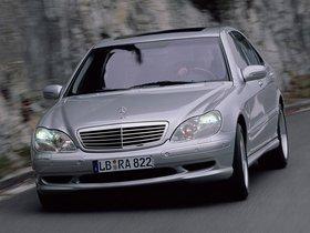 Fotos de Mercedes Clase S S55 AMG W220 1999