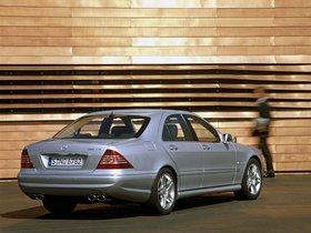 Ver foto 8 de Mercedes S-Klasse S55 AMG W220 2002