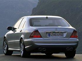 Ver foto 7 de Mercedes S-Klasse S55 AMG W220 2002